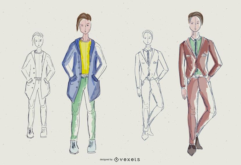 Moda de hombres