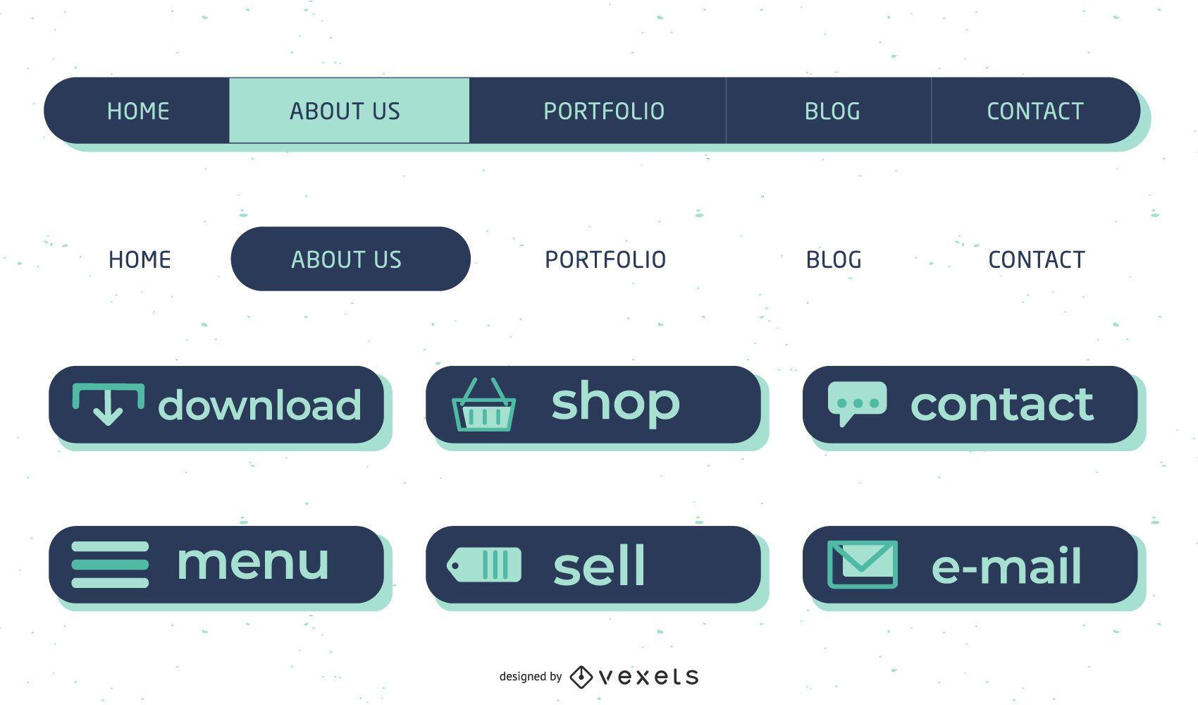 Elemento web para el mejor contenido