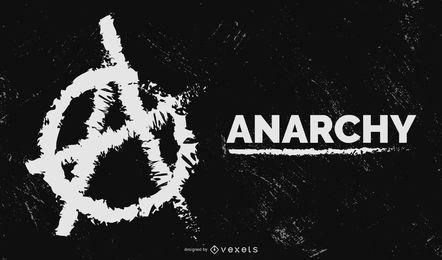Anarchy Signsymbol Design Tommy Brix