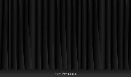 Black Cloth Vector