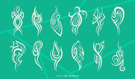 Gráficos de tatuaje