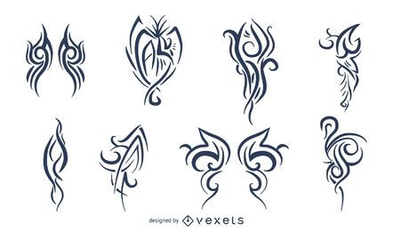 Tribal Vectors 2