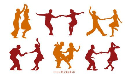 Dancing Vectors Pack