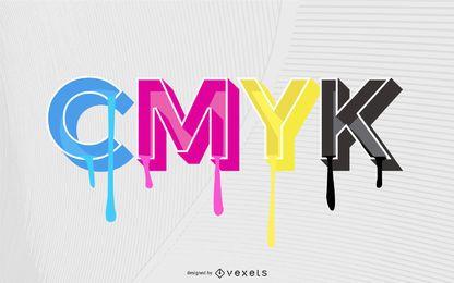 Cmyk Color 02 Vector