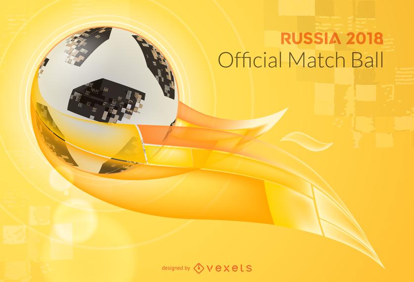 M Soccer Vector
