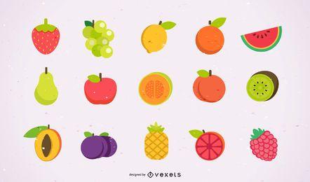 Fruta jugosa