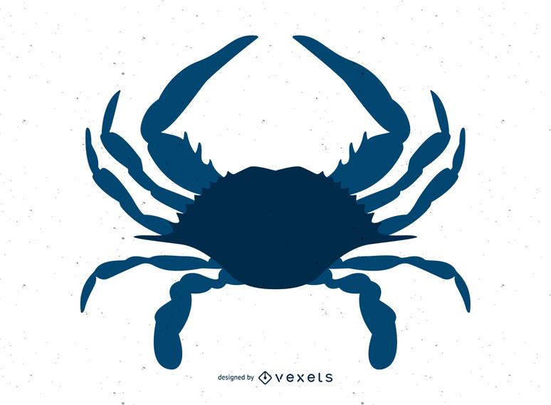 blue crab vector download rh vexels com crab vector logo crab vector png