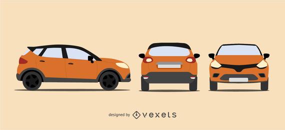 Renault Clio Vector