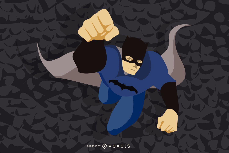 Batman Vektor