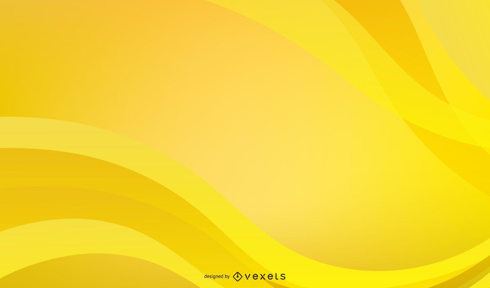 Vector de cuadro de texto de línea amarilla brillante 1