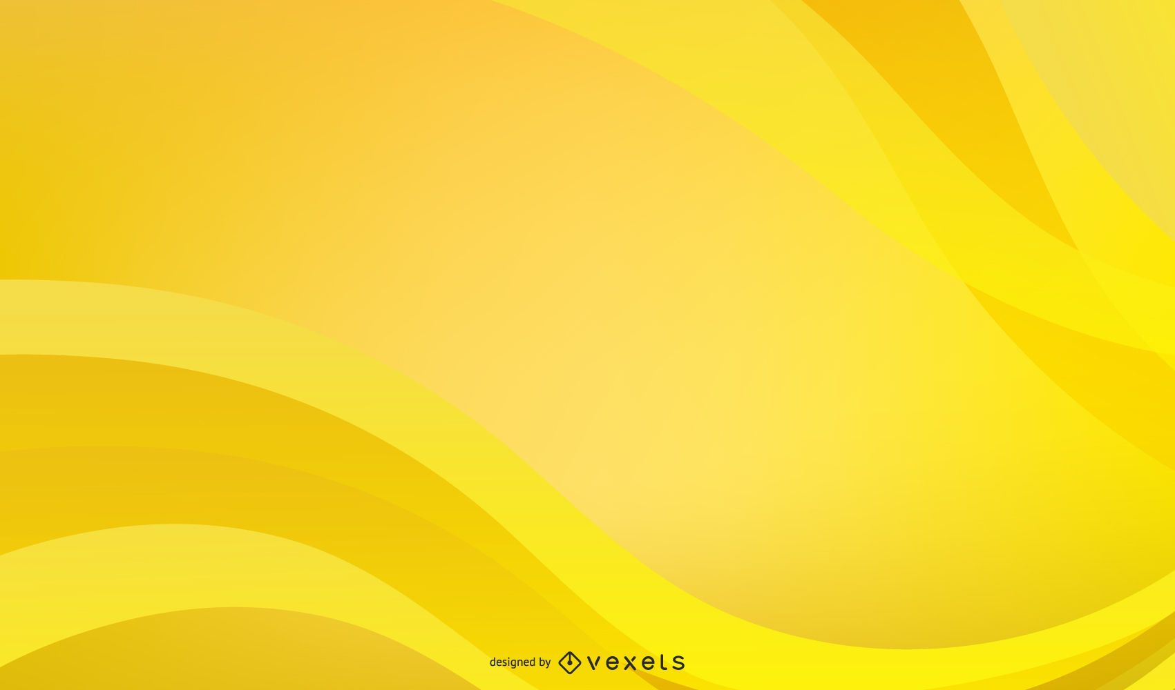 Vetor 1 da caixa de texto de linha amarela brilhante