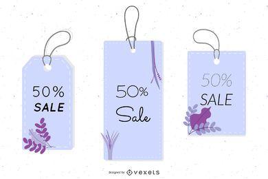 Half Price Vector design
