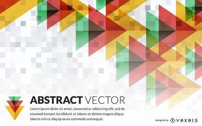 Abstraktes geometrisches Fahnenmodell