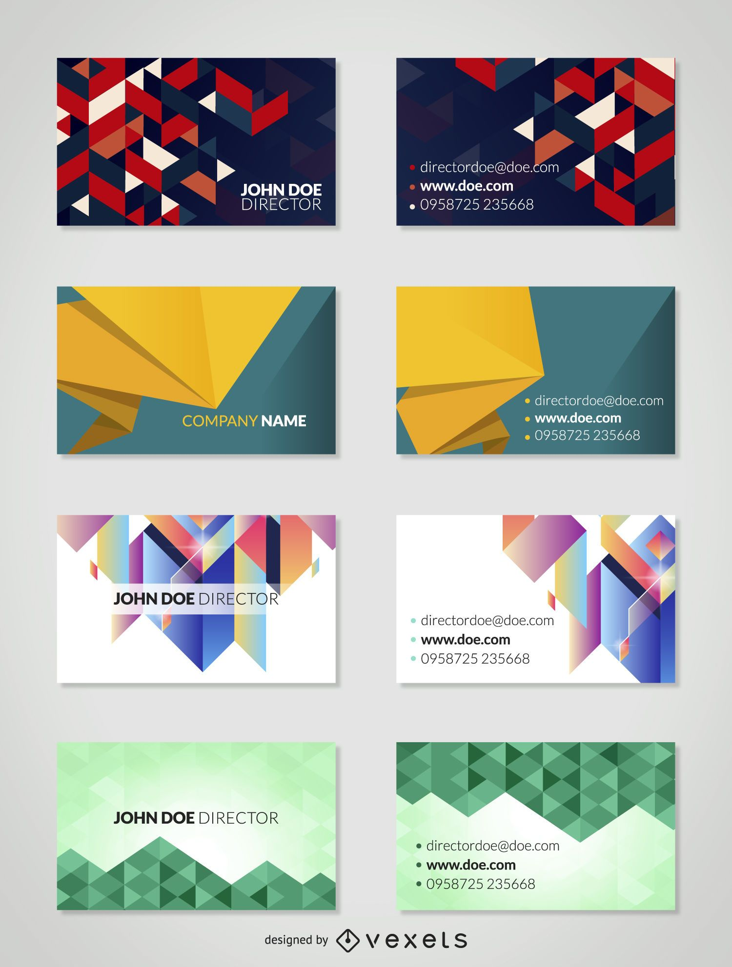 Business card psd mockup psd download geometric business card mockup reheart Choice Image