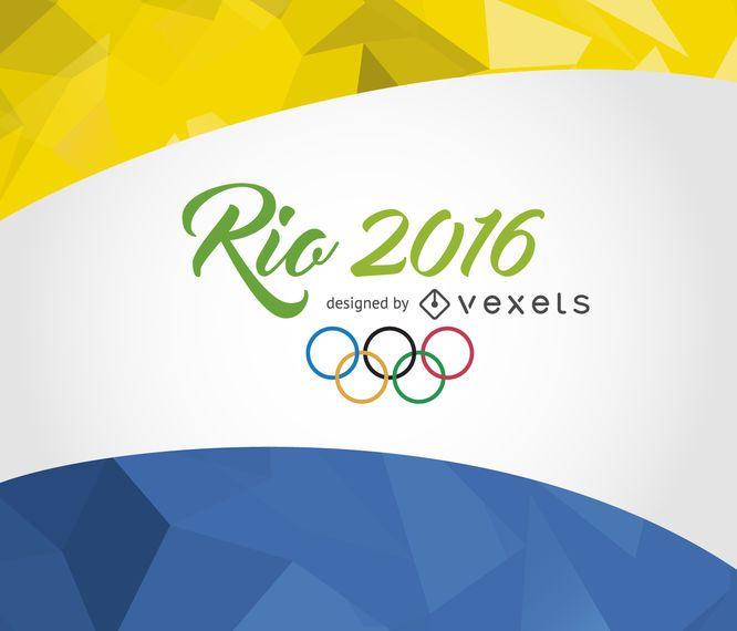 Banner do Rio 2016