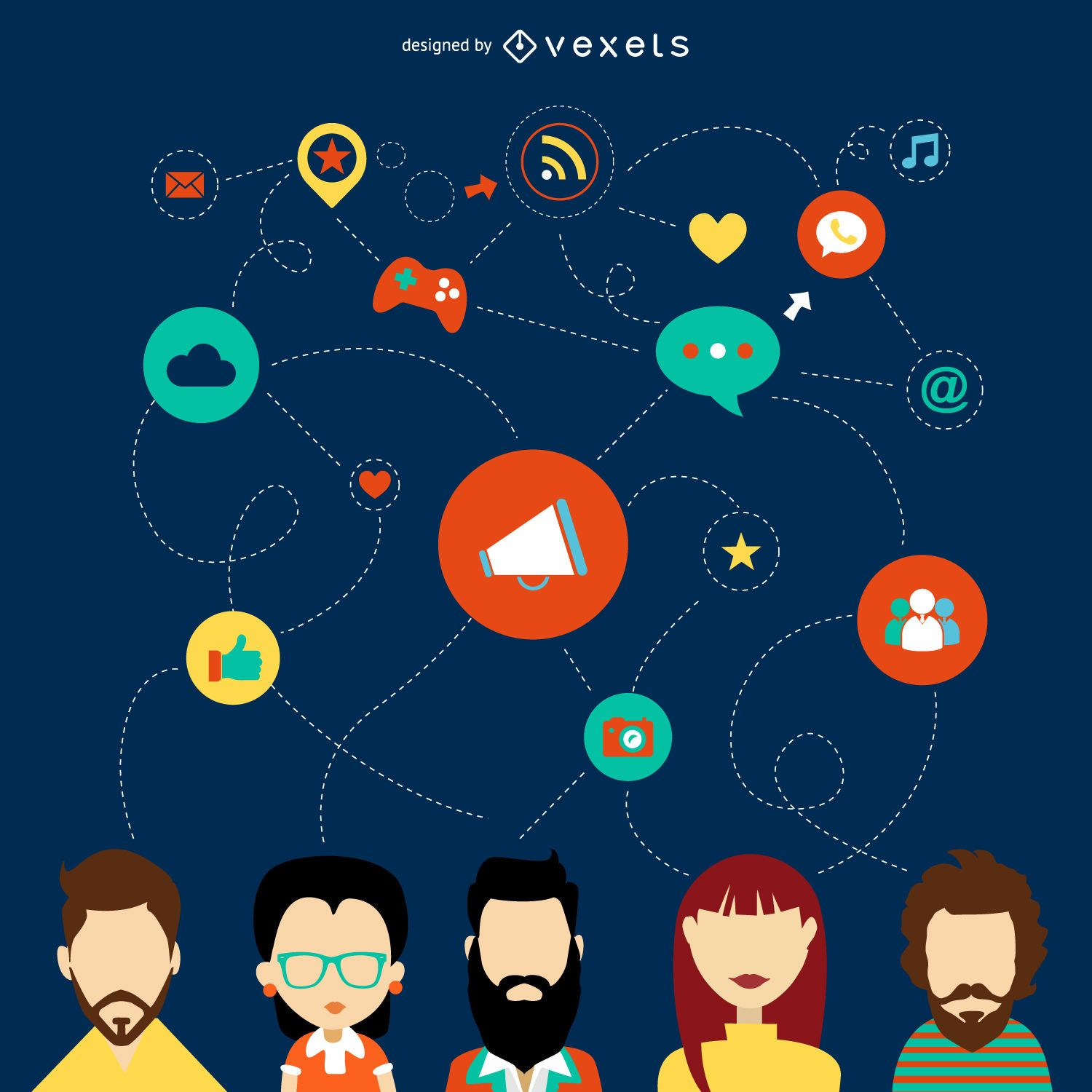 03a76799059c790cd8396ea1f116484a-flat-social-network-illustration.jpg