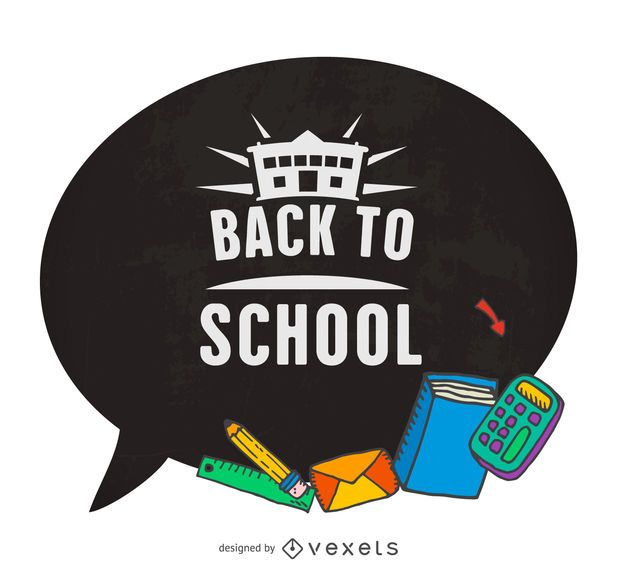 De volta à bolha da escola