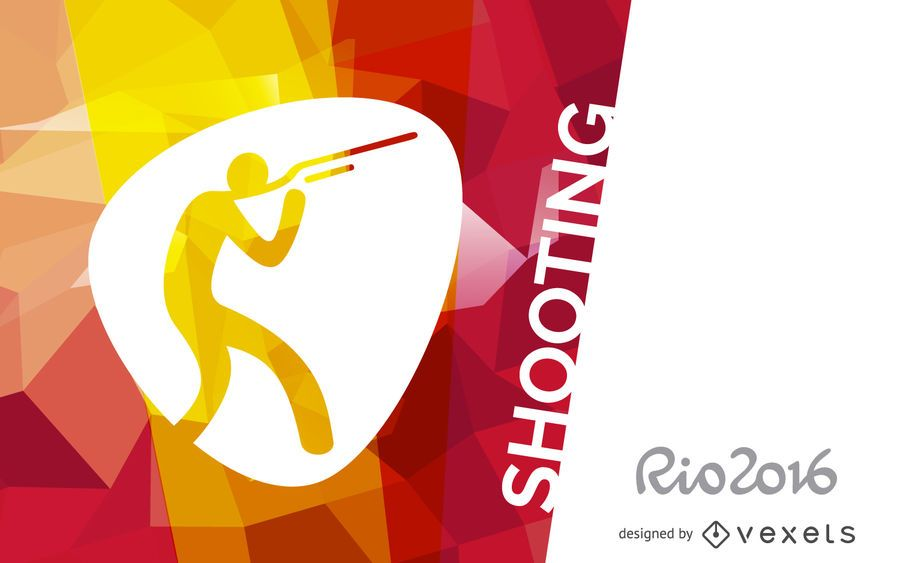Rio 2016 shooting design