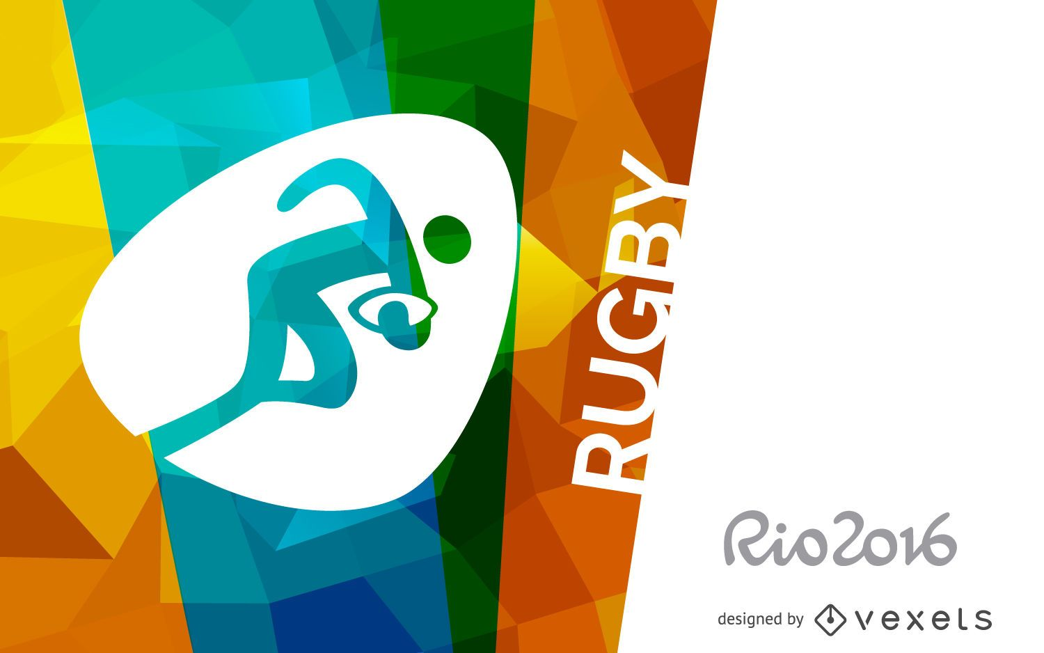 Rio 2016 rugby banner