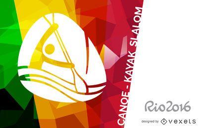 Rio 2016 canoa caiaque slalom