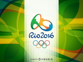 Rio 2016 Olympic Games banner