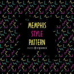 90s Memphis pattern
