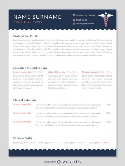 Nurse cv resume mockup template vector download nurse cv resume mockup template altavistaventures Image collections
