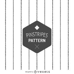 Simple pinstripes pattern
