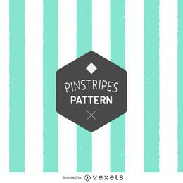 Pinstripe stripes pattern