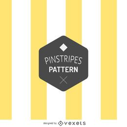 Striped pinstripes pattern