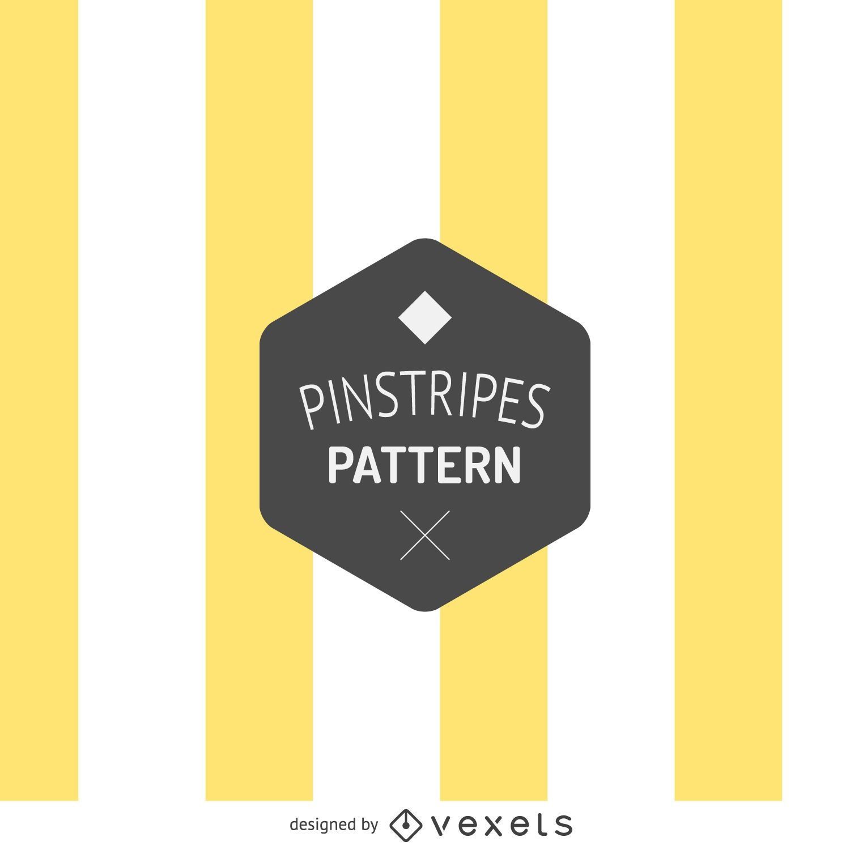 Striped pinstripes pattern