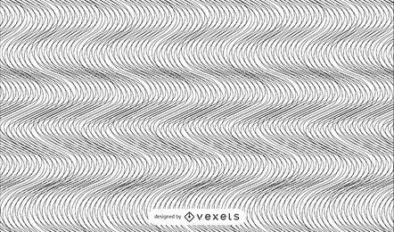 Moire o patrón de onda