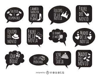 frases de boda de proporción en español