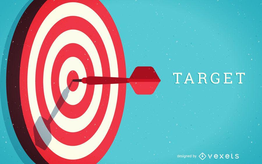 Target concept illustration