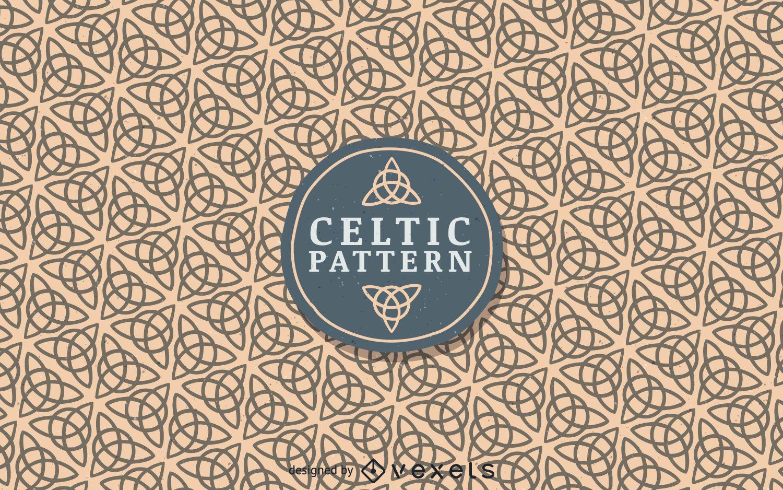 Celtic element pattern