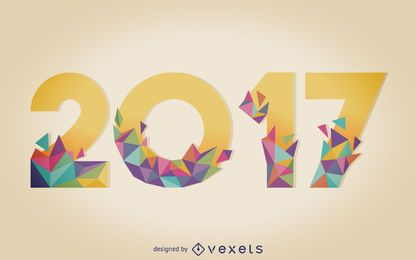 Polygonal 2017 poster