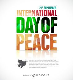 Day of peace poster