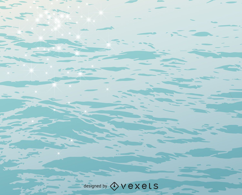 Water background texture