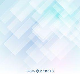 Fondo abstracto de formas geométricas claras
