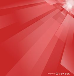 Red abstract futuristic background