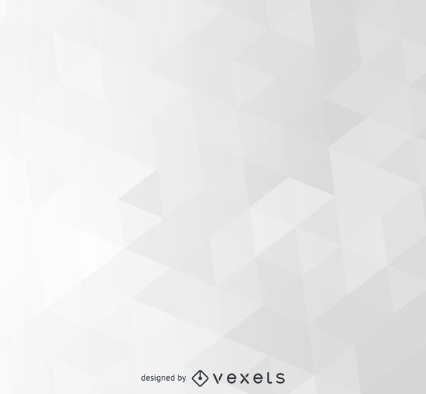 Abstract gray polygonal background