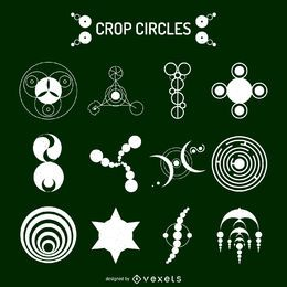 Crop circles collection