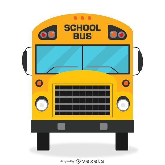 Isolated school bus design