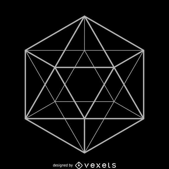 Sacred Geometry Logo Design