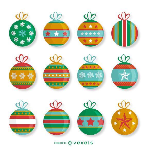 Adorno de Navidad con dibujos