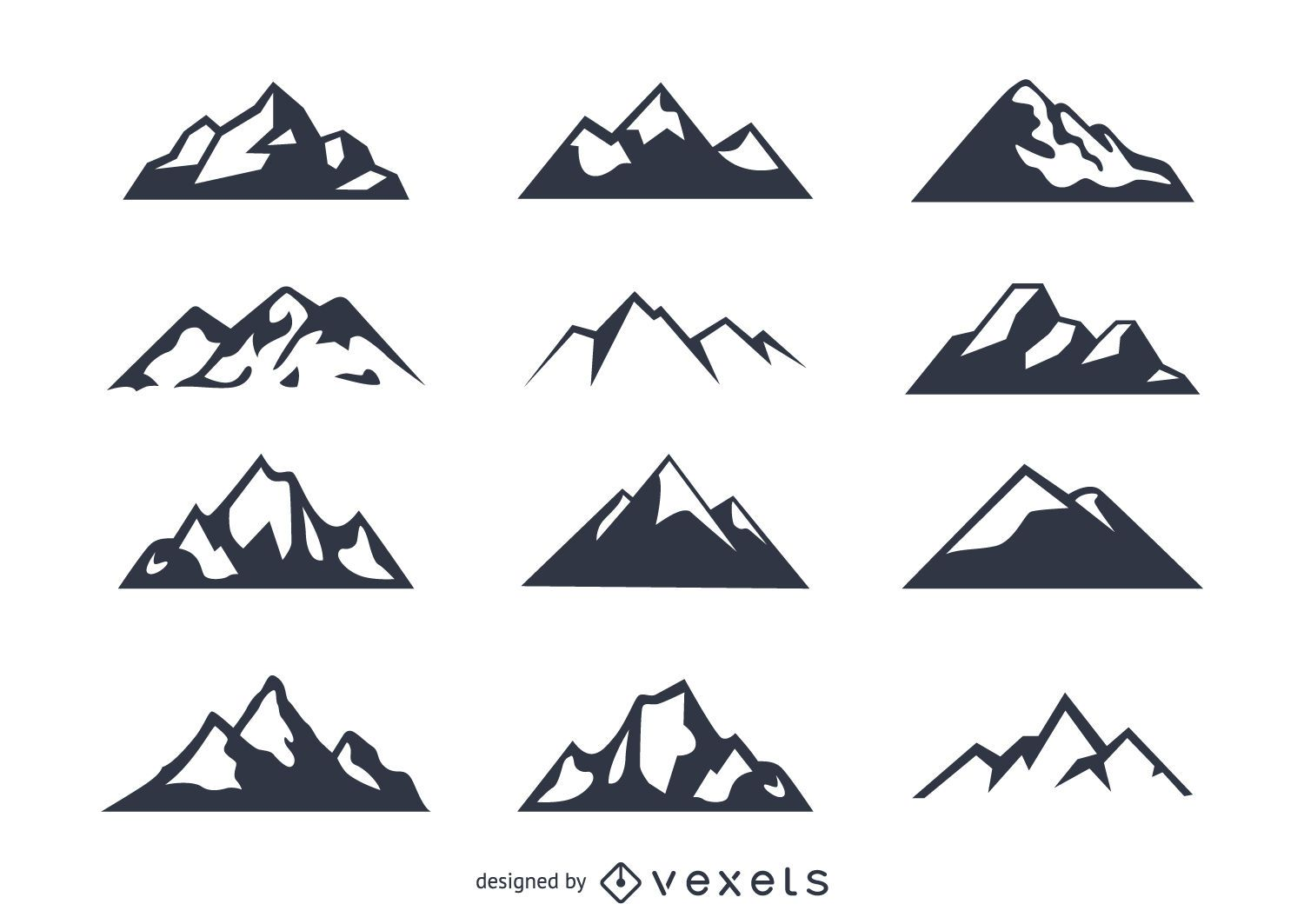Mountain Icon | www.pixshark.com - Images Galleries With A ...