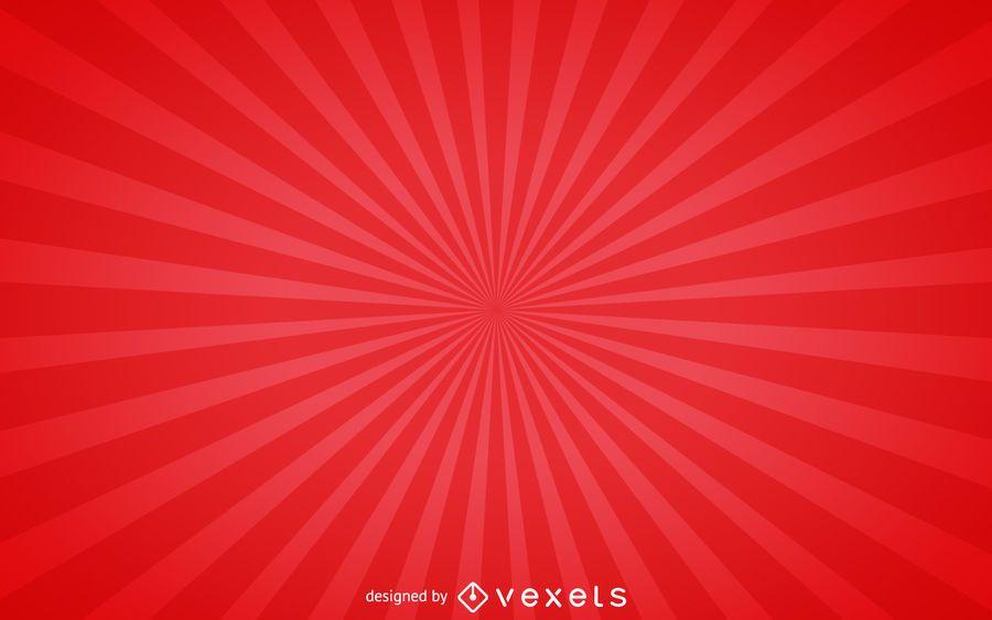 Radial starburst background