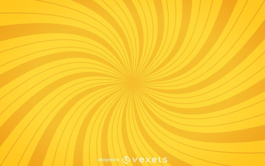 Spirale Starburst Hintergrund