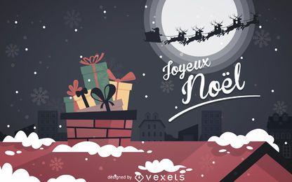Joyeux Noël diseño