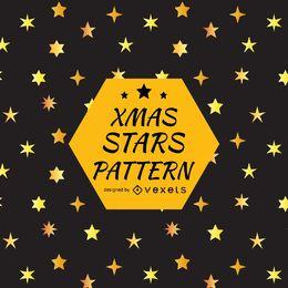 Projeto do teste padrão da silhueta da estrela
